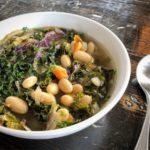Trasca's Tuscan White Bean Kale Soup
