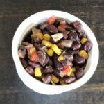 Fiesta Black Bean Salad