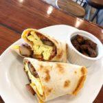 Traditional Breakfast Panino